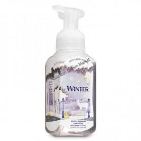 BBW savon moussant winter