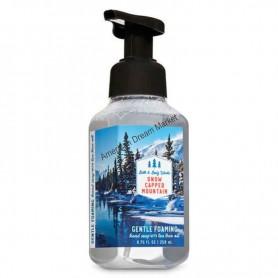 BBW savon moussant snow capped mountain