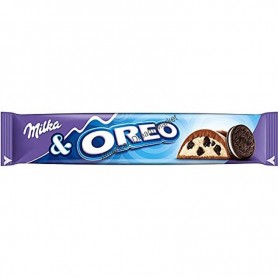 Milka and oreo