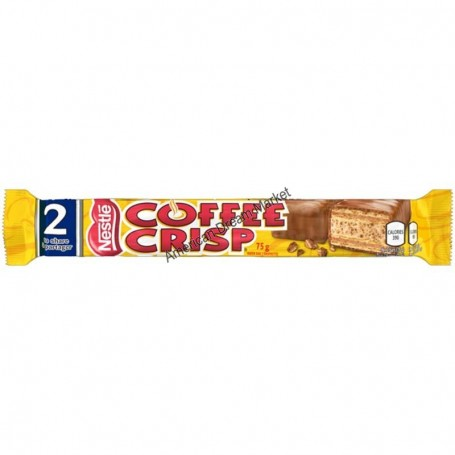 Nestle coffe crisp king size (CANADA)