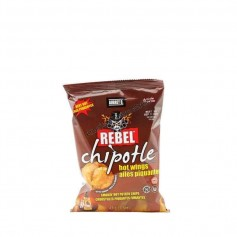 Aubrey D rebel chipotle hot wings chips