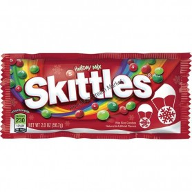 Skittles holiday mix