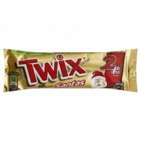 Twix santas 2 to go