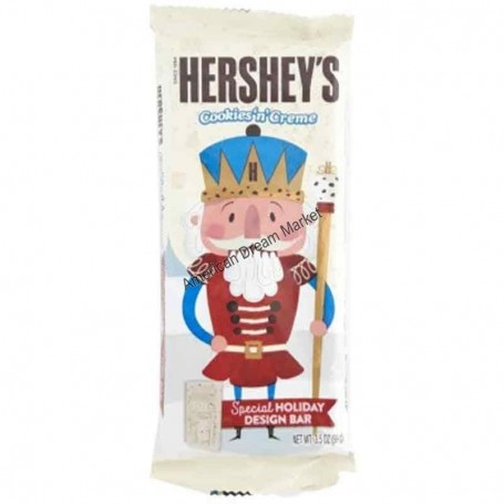 Hershey's cookies n creme holiday