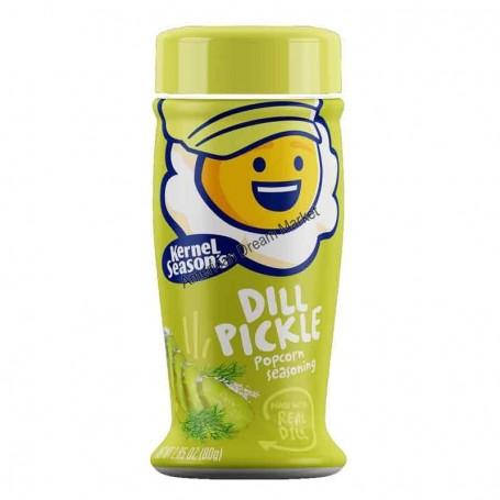 Kernel season's popcorn seasoning dill pickle