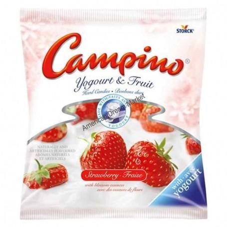 Campino yogourt and fruit hard candy (CANADA)