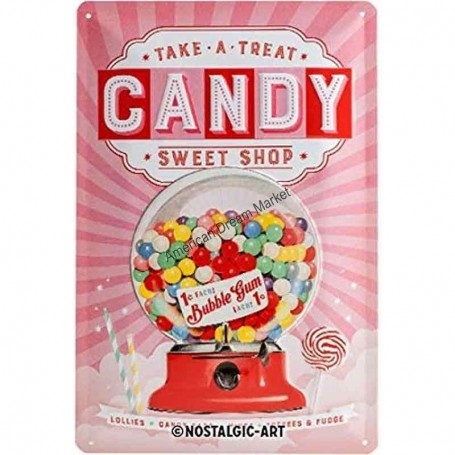 Take a treat candy 3D MM