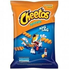 Cheetos spirals