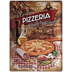 Plaque la vera pizzeria