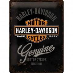 Plaque harley davidson since 1903