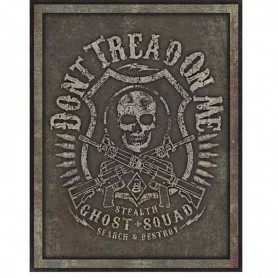 Don't tread on me ghost squad
