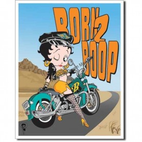 Boop born 2 boop