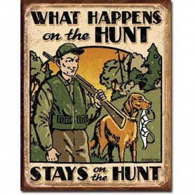 Hunt what happens
