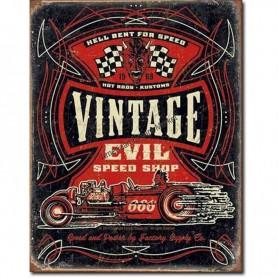 Vintage evil