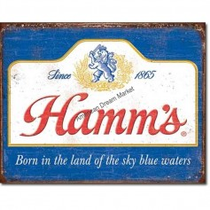 Hamms sky blue waters