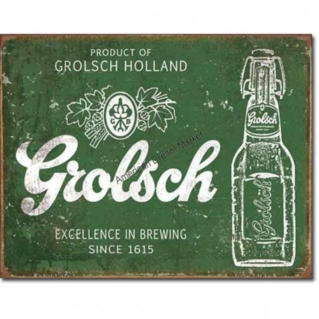 Grolsch beer excellence
