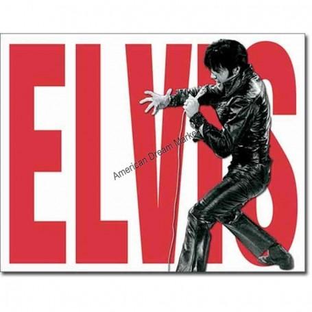 Elvis leather