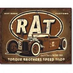 Torque rat rod