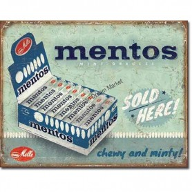 Mentos sold here