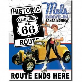 Mel's dinner route 66