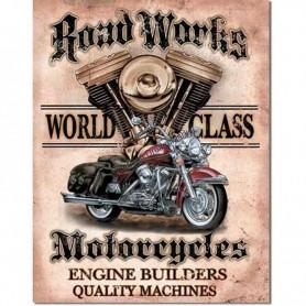 Legends road work