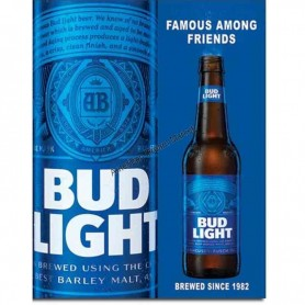 Bud light famous