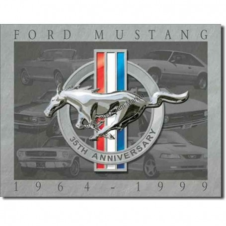 Mustang 35 th anniv
