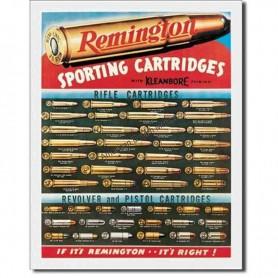 Rem sporting cartridges