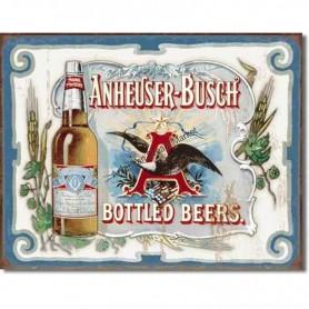 Anheuser busch bottled beer