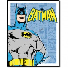 Batman retro panels