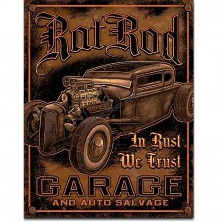 Rat rod garage