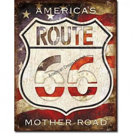 Route 66 amrican road