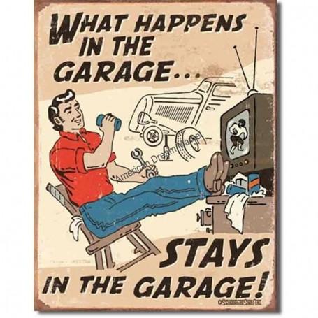 Schonberg happens in garage