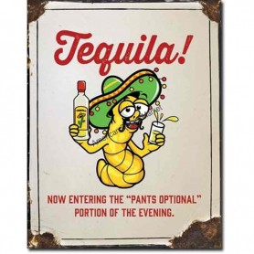 Tequila pants optional