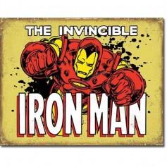 Iron man invincible