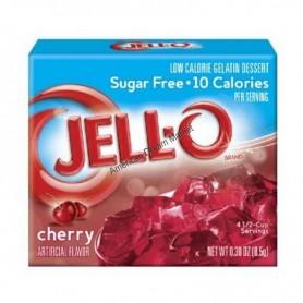 Jell-O Gellée à la cerise sans sucre