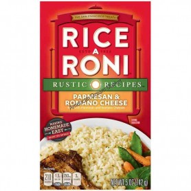 Rice o roni parmesan and romano cheese