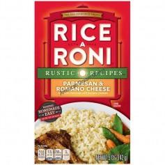 Rice o roni parmesan and romano cheese