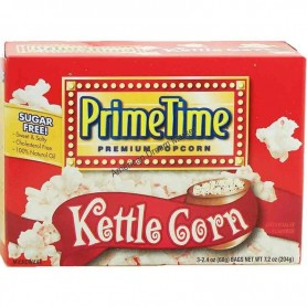 Prime time kettle corn pop corn