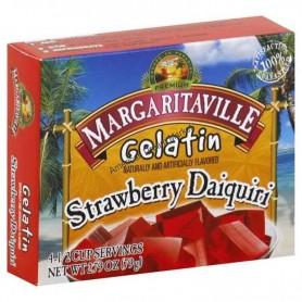 Margaritaville gelatin strawberry daiquiri