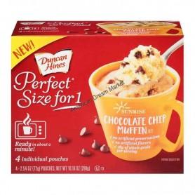 Duncan hines chocolate chip muffin mug cake