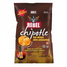 Audrey D rebel chipotle hot wings chips GM