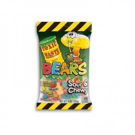 Toxic waste bears