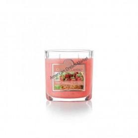 CC petite jarre fresh strawberry rhubarb