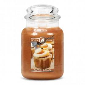 GC Grande jarre pumpkin cupcake