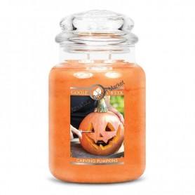 GC Grande jarre carving pumpkin