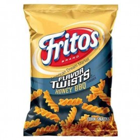 Fritos twists honey BBQ