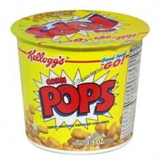 Corn pop cup