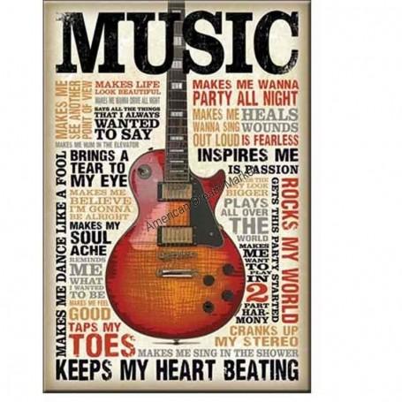 Magnet musique inspire me