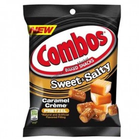Combos sweet and salty pretzel GM